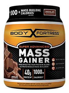 BodyFortress Super Advanced Mass Gainer