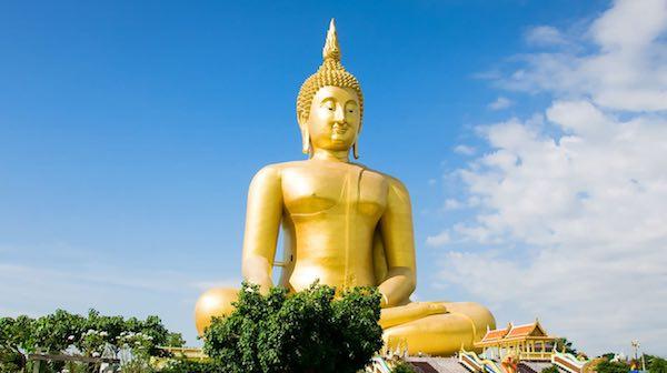 Great Buddha, Thailand