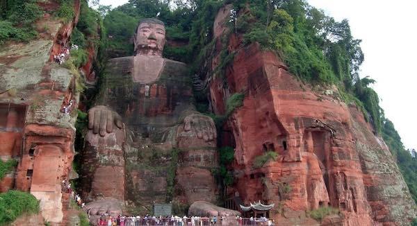 Great Buddha, China
