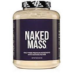 Naked Mass Natural
