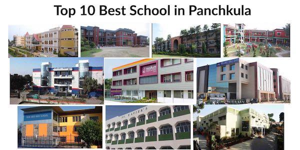 Top 10 Best School in Panchkula