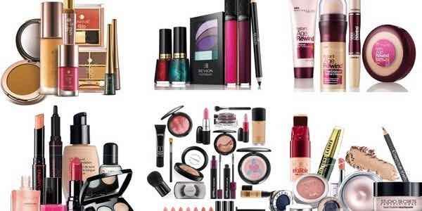 A makeup kit