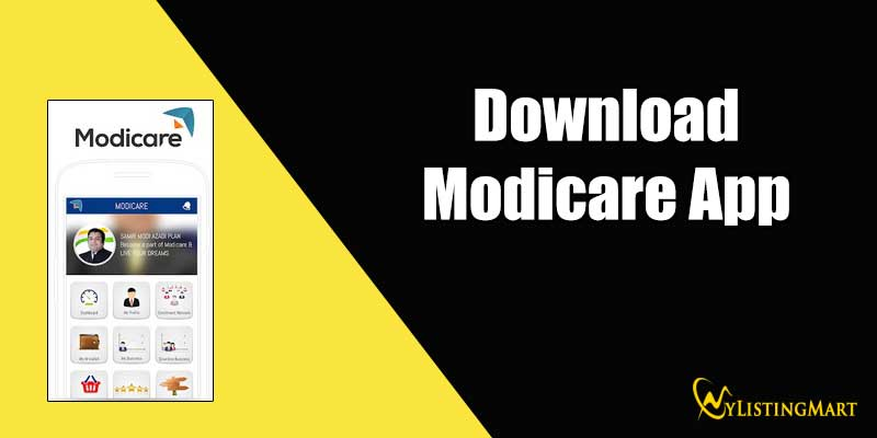 Download Modicare App