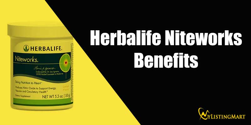 Herbalife Niteworks benefits