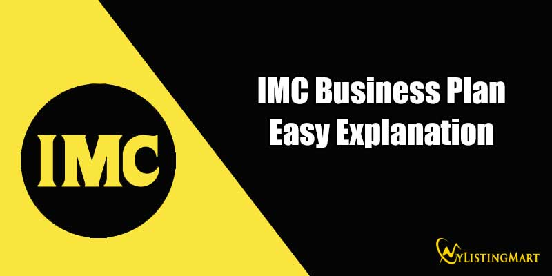 IMC Business Plan
