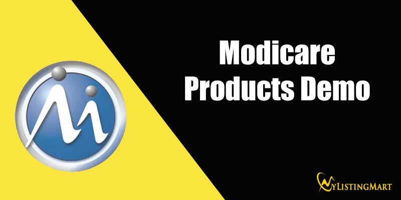 Modicare Products Demo
