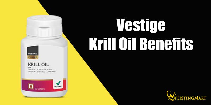 Vestige Krill Oil benefits