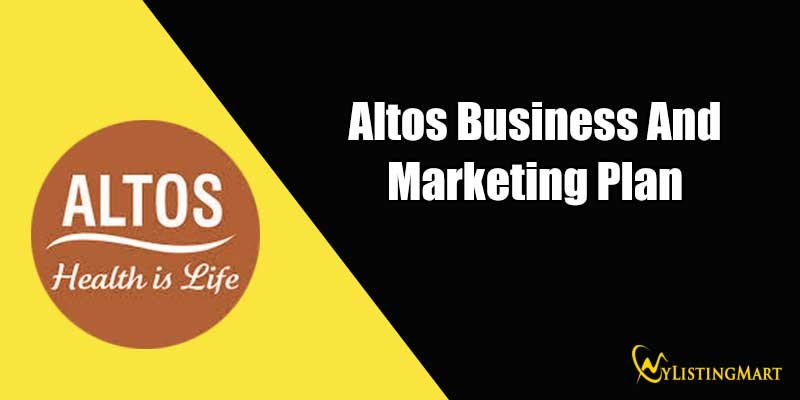 Altos Business plan