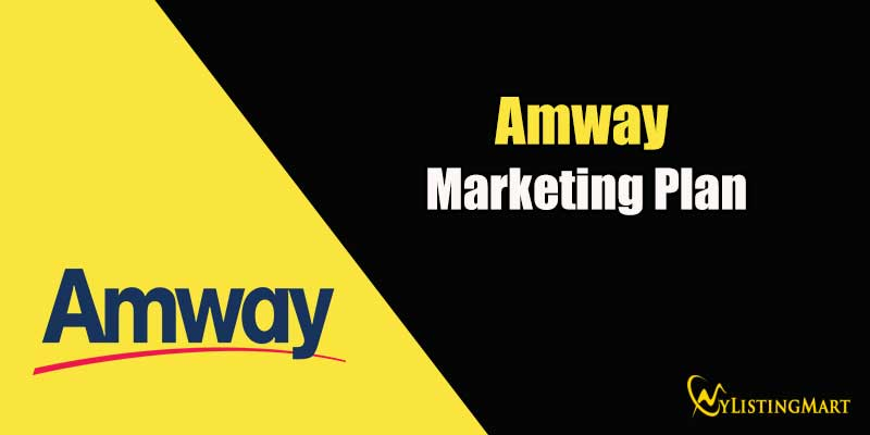 Amway marketing plan