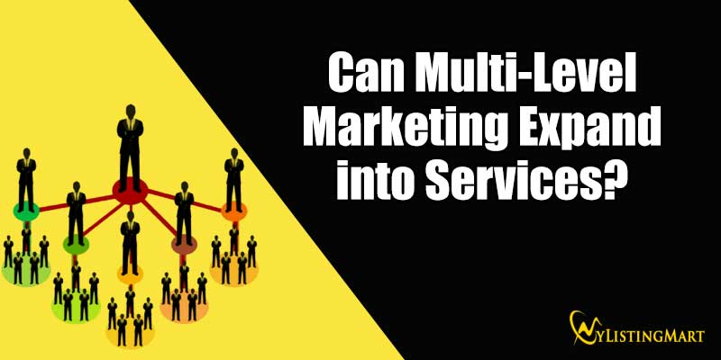 Can Multi-Level Marketing Expand into Services?
