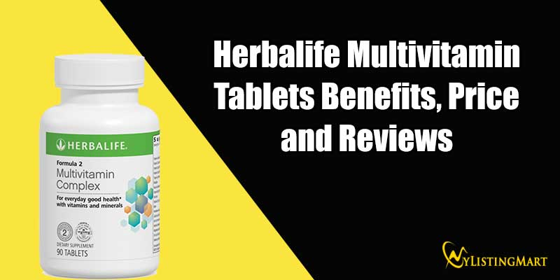 Herbalife Multivitamin Tablets