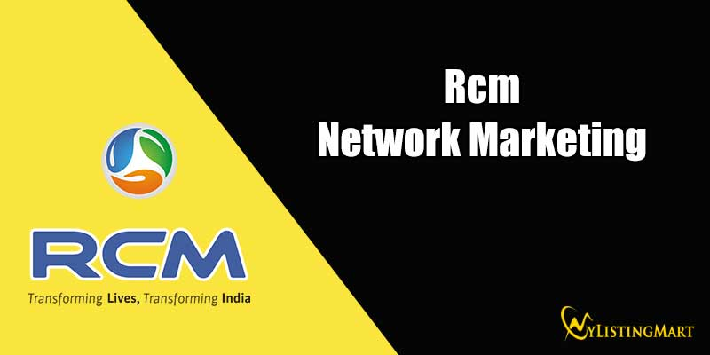 Rcm Network Marketing