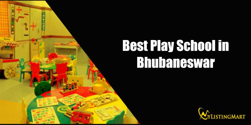 Best Play School in Bhubaneswar