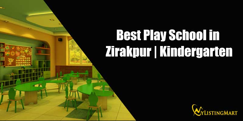 Best Play School in Zirakpur | Kindergarten