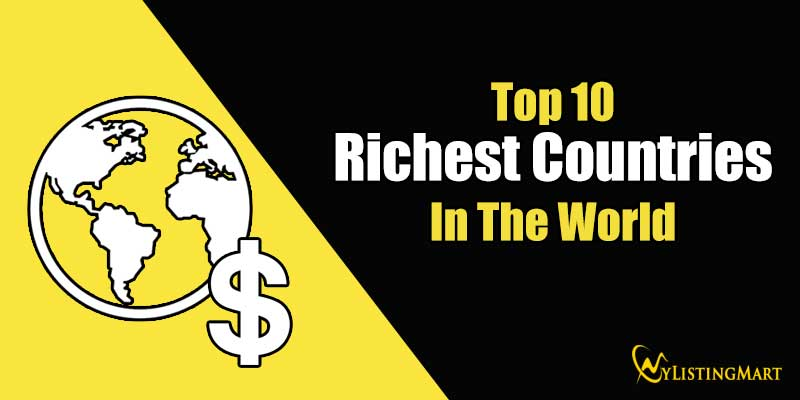 Top Ten Richest Countries