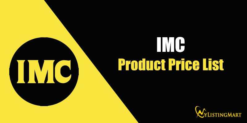 IMC Product Price List