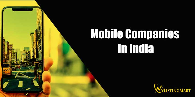 Mobile Companies In India