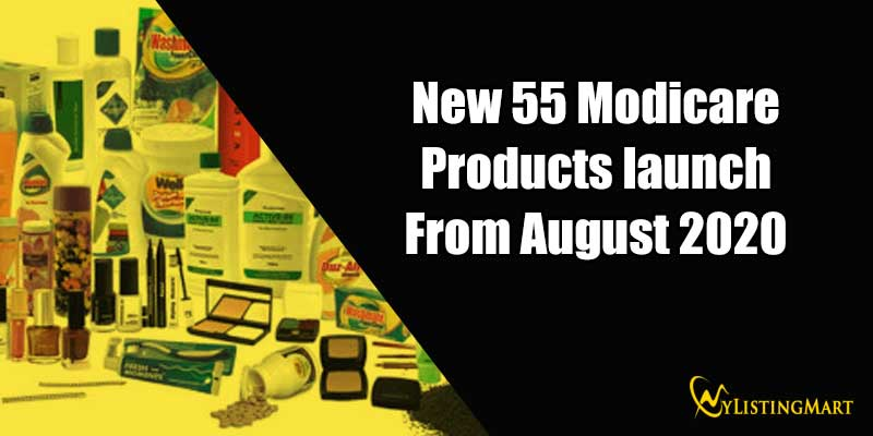 modicare new products launch