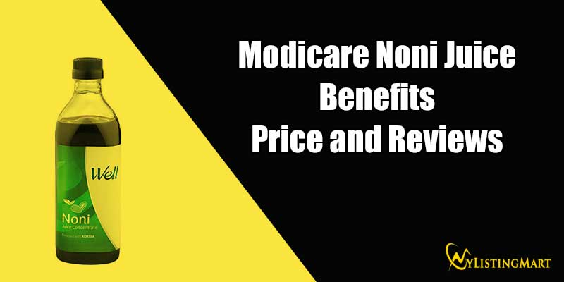 modicare noni juice benefits
