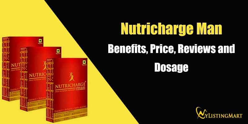 Nutricharge Man Benefits