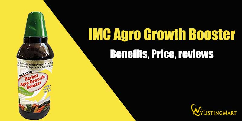 IMC agro growth booster benefits
