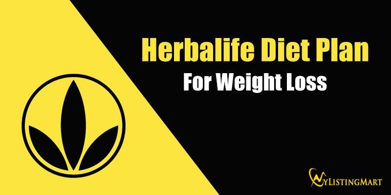 Herbalife Diet Plan For Weight Loss