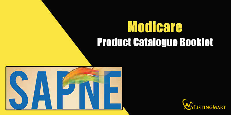 Modicare Product Catalogue Booklet